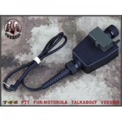 EMERSON CONECTOR TEA PTT MOTOROLA 1 PIN