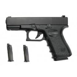 KJW Glock 23 BLOW BACK CARGADOR EXTRA