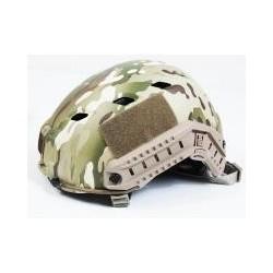Base Jump Helmet Estilo Multicam