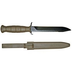 CUCHILLO GLOCK SURVIVAL KNIFE 78 TAN