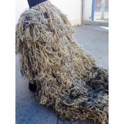 Ghillie poncho SUMINISTROS AIRSOFT