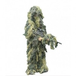 Ghillie suit woodland SUMINISTROS AIRSOFT