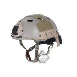 FMA AST PJ helmet Tan