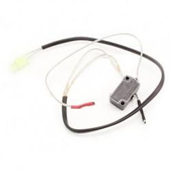 Cableado de baja resistencia con microinterruptor - frente [Disparos]