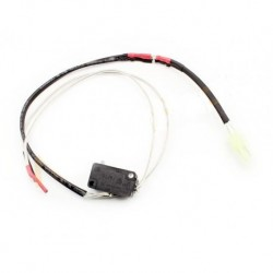 Cableado de baja resistencia con microinterruptor - trasero [Disparos]