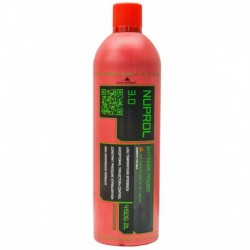 WE Europa NUPROL 3.0 Extreme Poder 450g Gas - Rojo