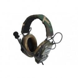 AURICULAR TIPO Ztactical Comt I Headset