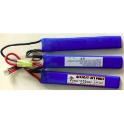 IPower LIFe 1100mAh 9.9V 20C 3 elementos