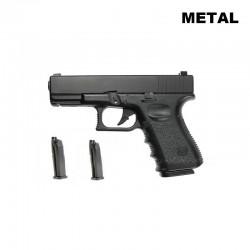 KJW Glock 23 METAL BLOW BACK CARGADOR EXTRA