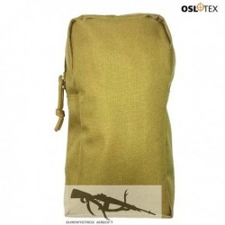 OSLOTEX Pouch Bolsa Portaaccesorios Vertical Coyote