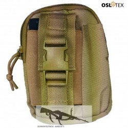 OSLOTEX Pouch Porta GPS Multiusos Coyote 1000D