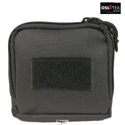 OSLOTEX Bolso Molle Mediano BK 18x16x3 cm