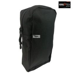 OSLOTEX Pouch Bolsa Portaaccesorios Vertical BK