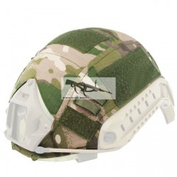 Funda casco para BJ estilo multicam