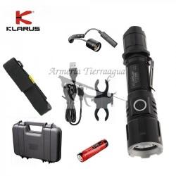 Kit de caza Klarus LXT11GT Hunting/Tactical 2000 Lumens