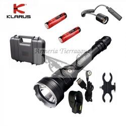 Kit de caza Klarus LXT30R Hunting/Tactical 1800 Lumens