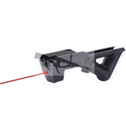 Grip angular con laser rojo SUMINSTROSAIRSOFT